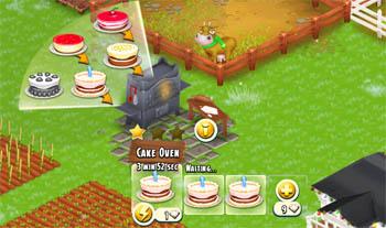 การแปรรูปผลผลิตในเกมส์ Hay Day
