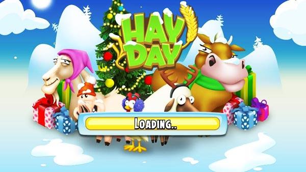 เกมส์ Hay Day