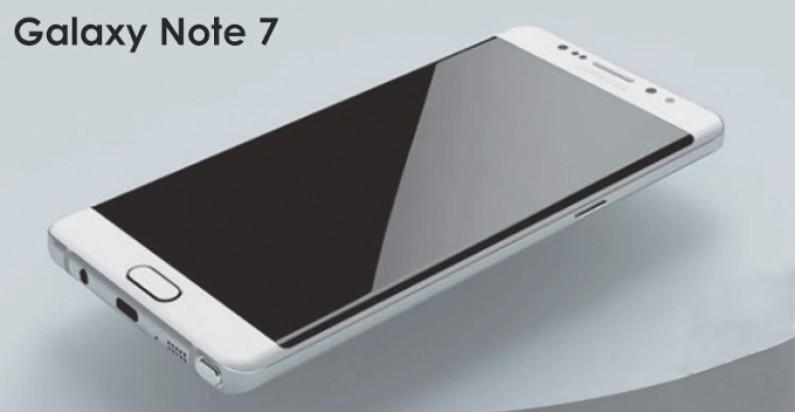หลุดสเป็ค Samsung Galaxy Note 7 แรม 6GB