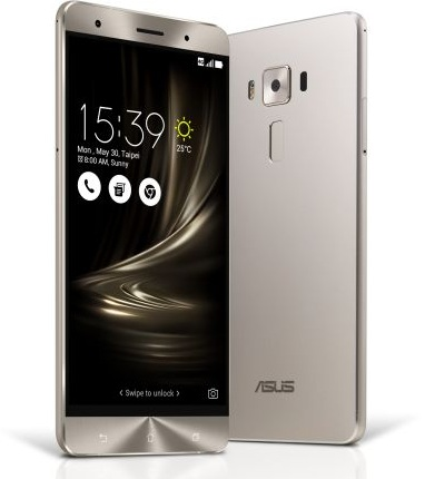 Asus เปิดตัว Asus Zenfone 3 Deluxe มาพร้อมกับชิปประมวลผลตัวใหม่จากค่าย Qualcomm