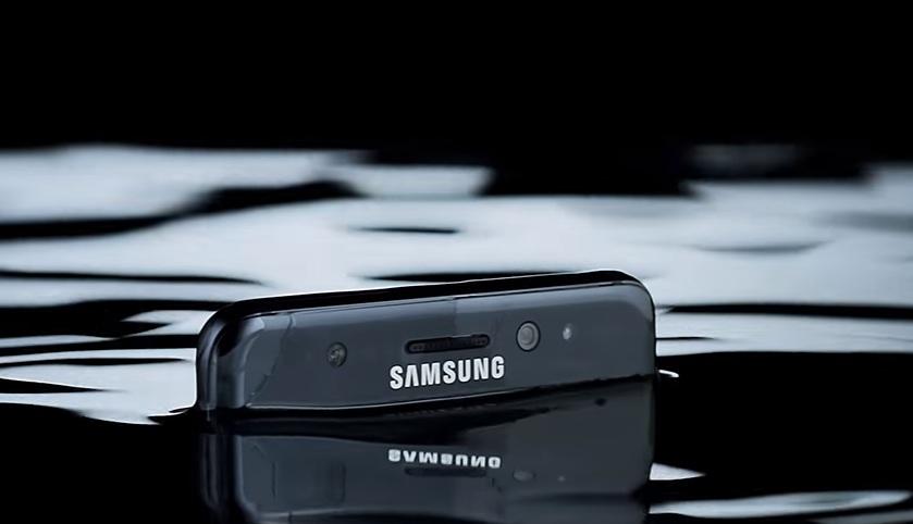 เปิดตัว Samsung Galaxy Note 7 พร้อมระบบสแกนม่านตา กันน้ำกันฝุ่น
