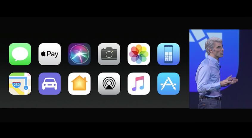 iOS 11 เวอร์ชั่นใหม่จาก Apple เปิดตัวแล้ว iPhone 5, iPhone 5c ไม่ได้ไปต่อ