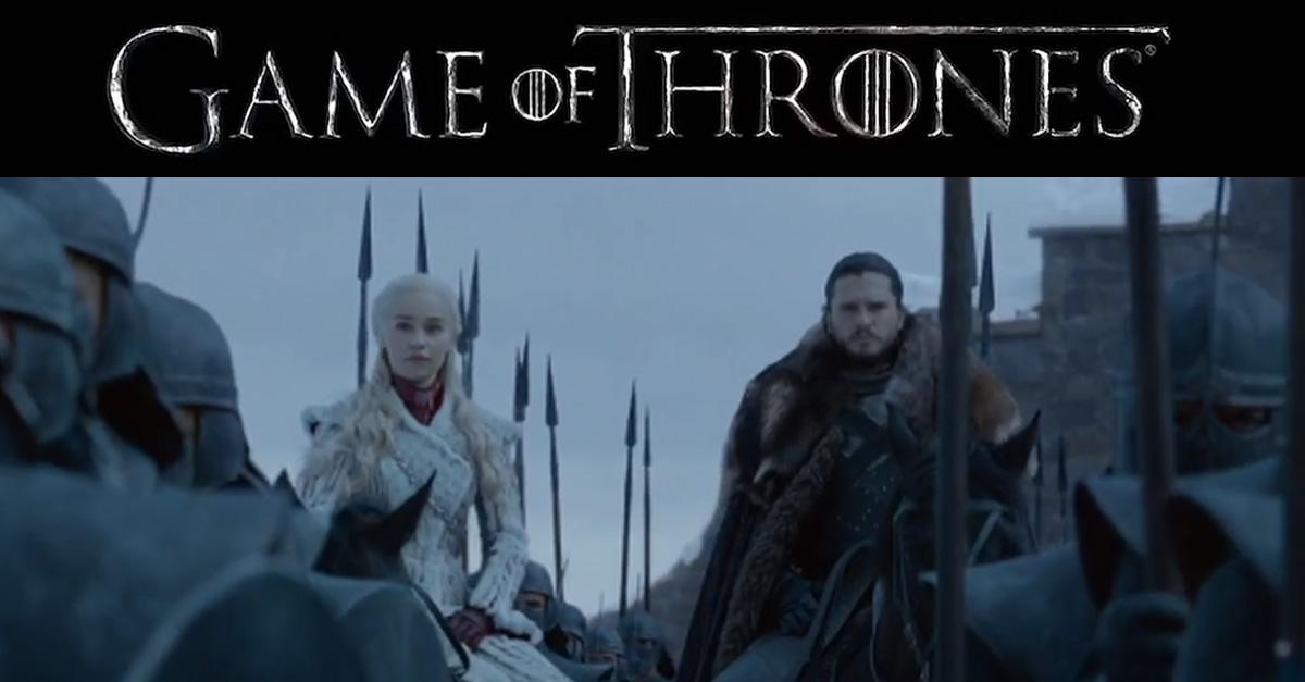มหาศึกชิงบัลลังก์ Game of Thrones 8 มาแล้ว วิธีดู GOT 8 ออนไลน์