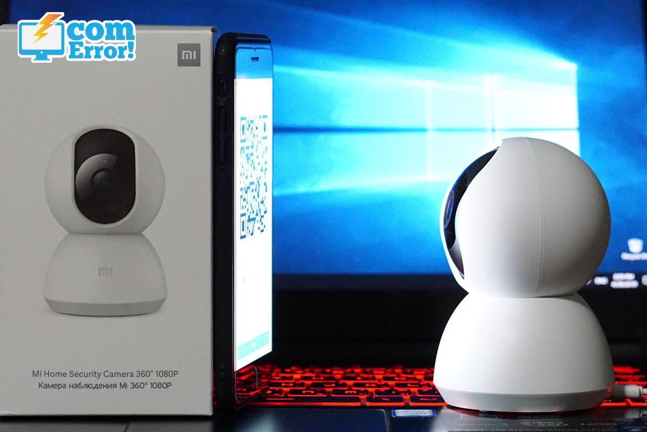 วิธีใส่ Memory Card ให้กับกล้อง Mi Home Security Camera 360