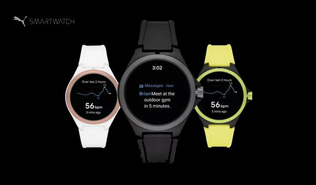 เปิดตัว Puma Smartwatch นาฬิกาไฮเทคตัวแรกของ Puma ที่จับมือกับ Fossil Group