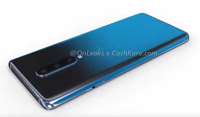 ข่าวลือใหม่ เผยภาพโมเดล OnePlus 8 คาดจะเป็นรุ่นต่อไปในอนาคต พร้อมชาร์จไร้สายและเจาะรูเพิ่มกล้อง