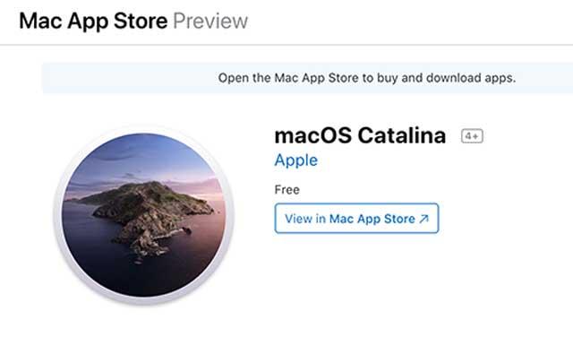 ผู้ใช้ Mac เฮ Apple ปล่อยอัพเดท macOS Catalina ให้ดาวน์โหลดแล้ว