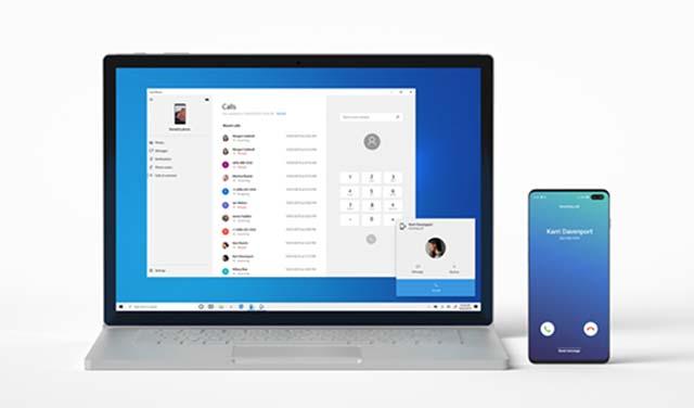 อัพเดท Windows 10 สามารถเชื่อมต่อกับสมาร์ทโฟน Android รับสายโทรเข้า โทรออกได้แล้ว