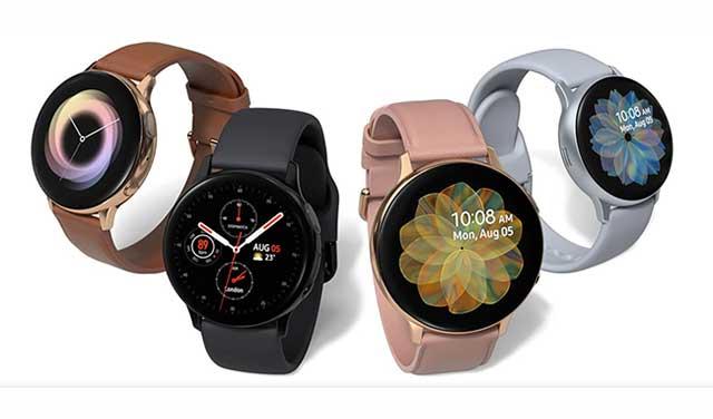 Samsung เปิดตัว Galaxy Watch Active 2 พร้อมวางจำหน่ายแล้วราคาเริ่มต้น 9,900 บาท