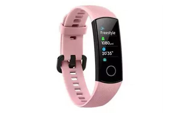 Huawei Honor Band 5 เปิดตัวสีใหม่ Coral Pink พร้อมโปรโมชั่น ลดเหลือ 779 วันที่ 11.11 นี้เท่านั้น