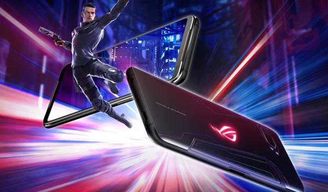 Asus ROG Phone 2 มือถือเกมมิ่งสำหรับคอเกม เปิดตัวในไทยแล้ว 29,990 บาท