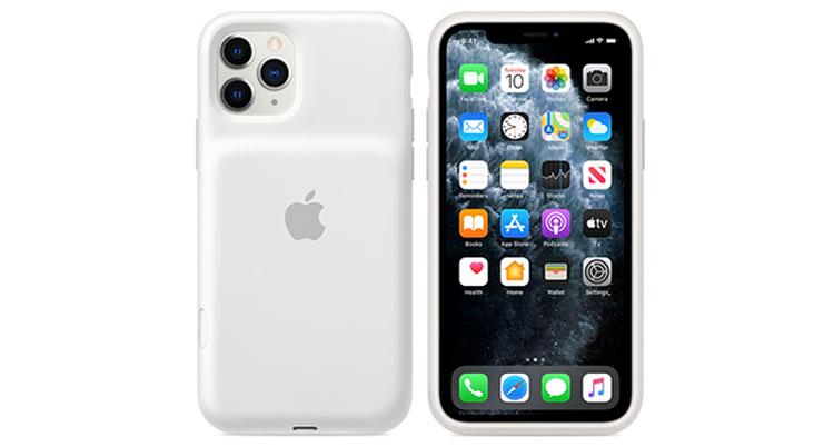 Apple วางจำหน่ายเคสแบตเตอรี่ iPhone 11 ทั้ง 3 รุ่น อย่างเป็นทางการ