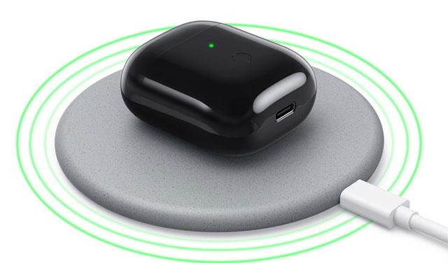 Realme Buds Air หูฟังไร้สาย ยืนยันว่ามีการชาร์จแบบไร้สาย Wireless Charge