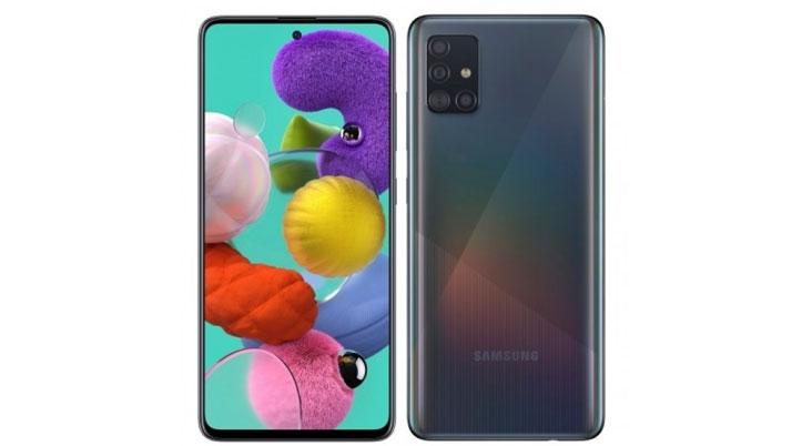 เปิดตัวอย่างเป็นทางการ Samsung Galaxy A51 และ Galaxy A71 มือถือกล้องหลัง 4 ตัวเรียงเป็นรูปตัว L