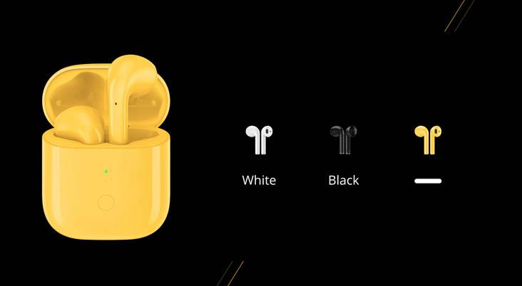 Realme เปิดตัวหูฟังไร้สาย Buds Air พร้อมกล่องชาร์จไร้สาย อย่างเป็นทางการ ในราคาสบายกระเป๋า