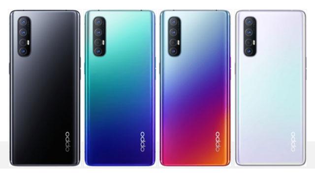 Oppo Reno3 Pro และ Oppo Reno3 การเชื่อมต่อ 5G เปิดตัวอย่างเป็นทางการพร้อมเผยราคา ในประเทศจีน