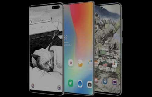 หลุด!! ภาพต้นแบบของ Samsung Galaxy Note20 ที่โผล่ขึ้นบน Galaxy Store
