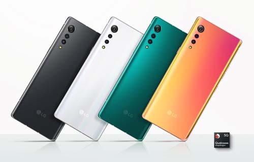 LG เปิดตัวสมาร์ทโฟน Velvet (5G) ระดับกลางอย่างเป็นทางการในเกาหลีใต้