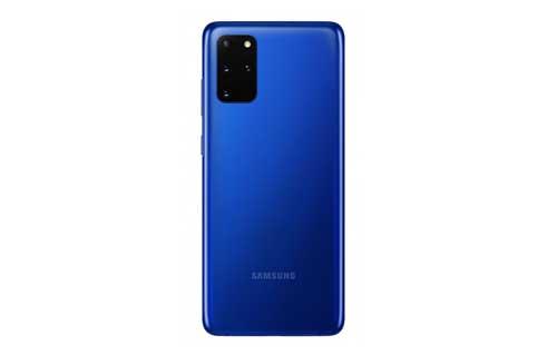 Samsung Galaxy S20+ วางจำหน่ายสีน้ำเงิน Aura Blue ในเนเธอร์แลนด์