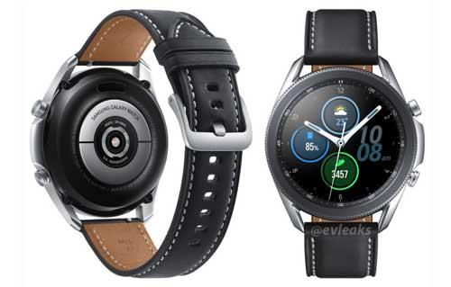 หลุด!! รายละเอียดความแตกต่างระหว่าง Samsung Galaxy Watch 3 ทั้ง 2 รุ่น พร้อมเผยราคา