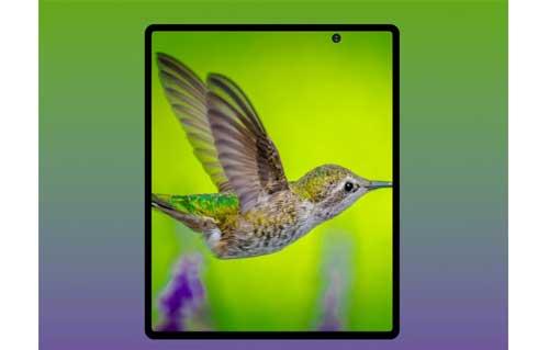 เผย!! ภาพ Render ใหม่ของ Samsung Galaxy Fold 2 โชว์ให้เห็นดีไซน์หน้าจอแสดงผลแบบ Punch-Hole