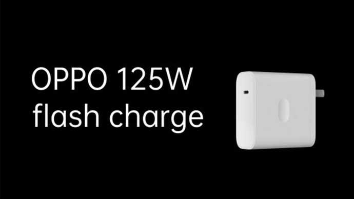 OPPO ประกาศเปิดตัวเทคโนโลยีแบบชาร์จไว 125W Flash Charge และแบบชาร์จไร้สาย 65W AirVOOC