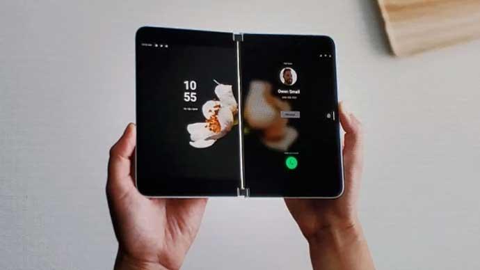 เผย!! วันส่งมอบสมาร์ทโฟน Microsoft Surface Duo ให้กับลูกค้า คาดอาจเปิดตัวในเร็วๆ นี้