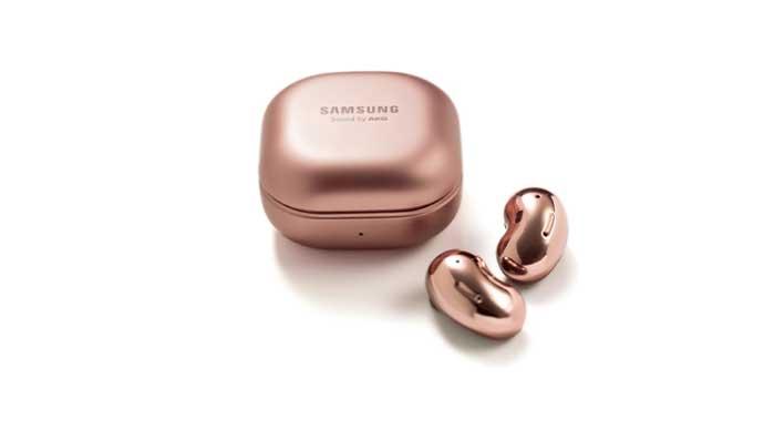 เปิดตัวหูฟังไร้สายทรงคล้ายเมล็ดถั่ว Samsung Galaxy Buds Live อย่างเป็นทางการ มาพร้อมระบบตัดเสียงรบกวน Active Noise Cancelling (ANC)