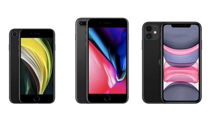 Apple กำลังพัฒนา iPhone SE(2021) ราคาประหยัด อาจมีให้เลือกมากถึง 3 รุ่น โดยรุ่นหนึ่งจะมี Touch ID บนหน้าจอแสดงผลด้วย