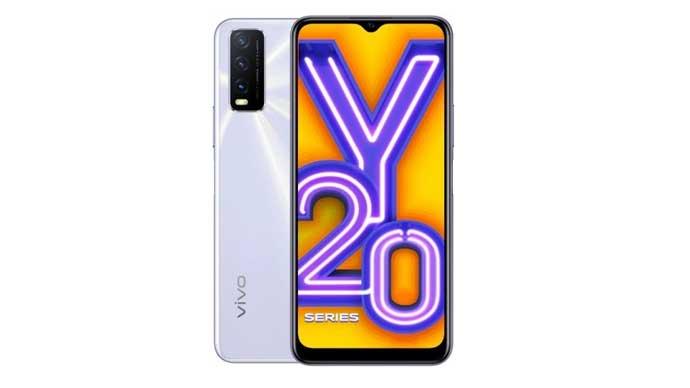 เปิดตัว Vivo Y20 และVivo Y20i อย่างเป็นทางการ ในสโลแกน Side Fingerprint Scanner ที่มาพร้อมกับซิปเซ็ต Snapdragon 460 และแบตเตอรี่ขนาดใหญ่ 5,000 mAh