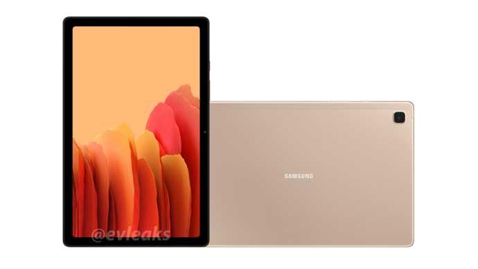 เผย!! ภาพและสเปกของ Samsung Galaxy Tab A7 (2020) แท็บเล็ตขนาด 10.4 นิ้ว พร้อมเผยราคา