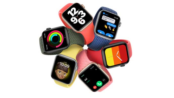 Apple เปิดตัว Apple Watch SE ราคาประหยัดเริ่มต้นที่ 9,400 บาท