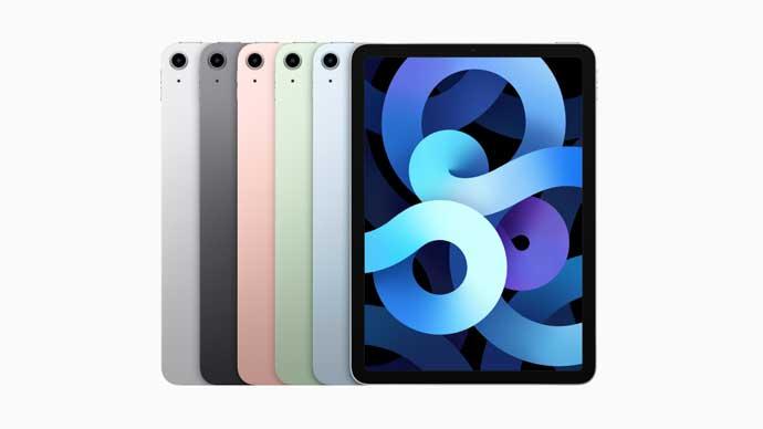 Apple เปิดตัว iPad Air 4 รุ่นใหม่ มาพร้อมชิปเซ็ต A14 Bionic ราคาเริ่มต้นที่ 19,990 บาท