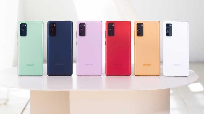 เปิดตัว Samsung Galaxy S20 FE อย่างเป็นทางการ ราคาย่อมเยาว์ สบายกระเป๋า