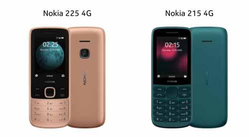 Nokia ประเทศไทย เปิดตัวฟีเจอร์โฟน Nokia 215 (4G) และNokia 225 (4G) แล้ว ในราคาประหยัด สบายกระเป๋าสุดๆ