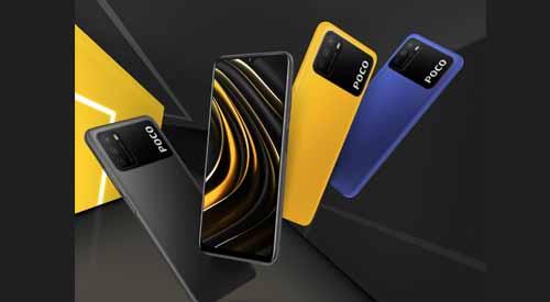 เปิดตัวสมาร์ทโฟน POCO M3 อย่างเป็นทางการ ในราคาประหยัดเริ่มต้นไม่ถึง 5,000 บาท