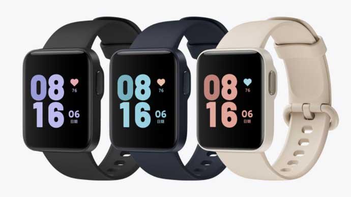 เปิดตัว Redmi Watch นาฬิกาสมาร์ทวอทช์อย่างเป็นทางการ มาพร้อมหน้าจอแสดงผลขนาด 1.4 นิ้วในราคาที่เป็นมิตรเพียง 299 หยวน หรือประมาณ 1,400 บาท