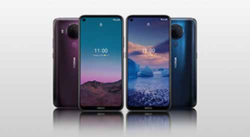 HMD Global เปิดตัวสมาร์ทโฟน Nokia 5.4 มาพร้อมจอแสดงผลแบบ HD+ , ชิปเซ็ต Qualcomm Snapdragon 662 , กล้องความละเอียดสูงสุด 48MP ในราคาสบายกระเป๋า