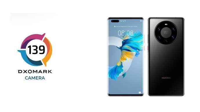 Huawei Mate 40 Pro+ ทำคะแนนทดสอบประสิทธิภาพกล้องจาก DxOMark ได้ 139 คะแนน ขึ้นชื่อว่าเป็นสมาร์ทโฟนที่มีกล้องดีที่สุดในโลก