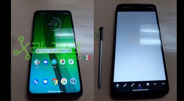 หลุด!! ภาพเครื่องจริง Motorola G Stylus รุ่นใหม่ พร้อมปากกา Stylus