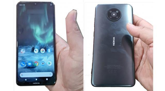 หลุด!!ภาพแรกพร้อมรายละเอียดของ Nokia Captain America คาดอาจเป็น Nokia 5.2