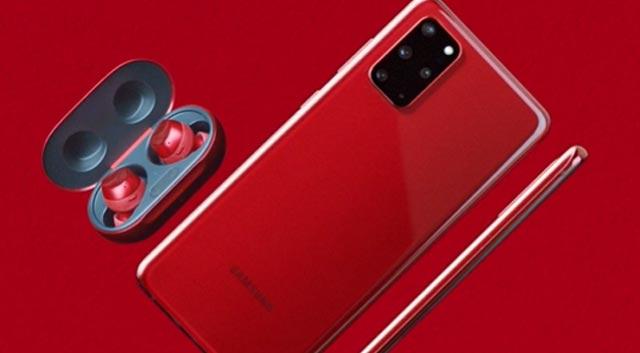 เผยโฉม Samsung Galaxy S20 และ Galaxy Buds+ สีแดง Jennie Red Limited Edition วางจำหน่ายในเกาหลีเท่านั้น (มีคลิป)