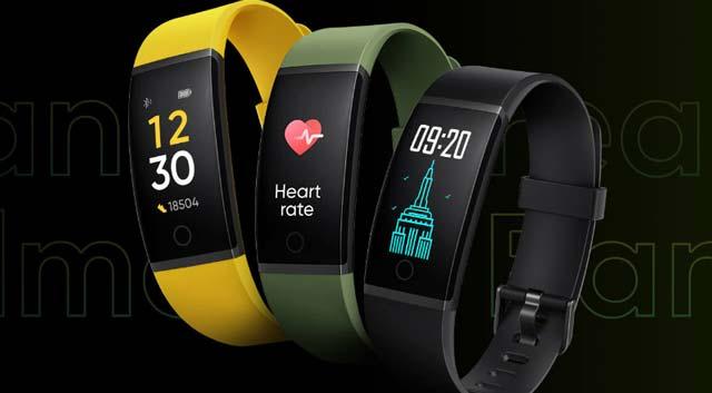 เผย!! คุณสมบัติของ Realme Band พร้อมพอร์ต USB-A , กันน้ำ IP68 และจอแสดงอัตราการเต้นของหัวใจ