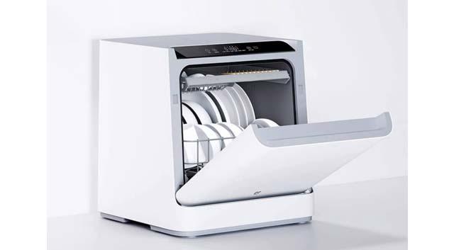 Xiaomi เปิดตัวเครื่องล้างจานอัตโนมัติ Xiaomi Mijia Internet DishWasher สั่งงานผ่านแอปได้