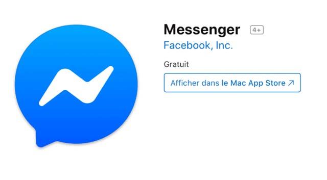 Facebook เปิดตัวแอป Messenger สำหรับ Mac OS ใช้งานได้บางประเทศ