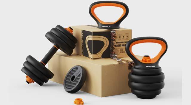 Xiaomi เปิดตัว fitness set เซ็ตออกกำลังกาย ที่เหมาะสำหรับใช้ในบ้าน