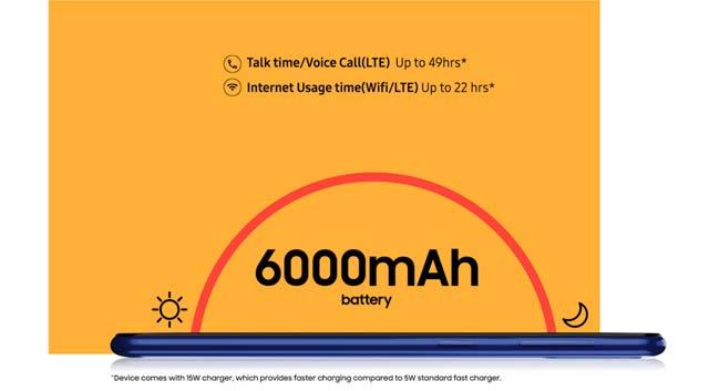 เปิดตัว Samsung Galaxy M21 มาพร้อมชิป Exynos 9611 SoC , กล้องหลัง 3 ตัว 48MP และแบตเตอรี่ 6,000 mAh