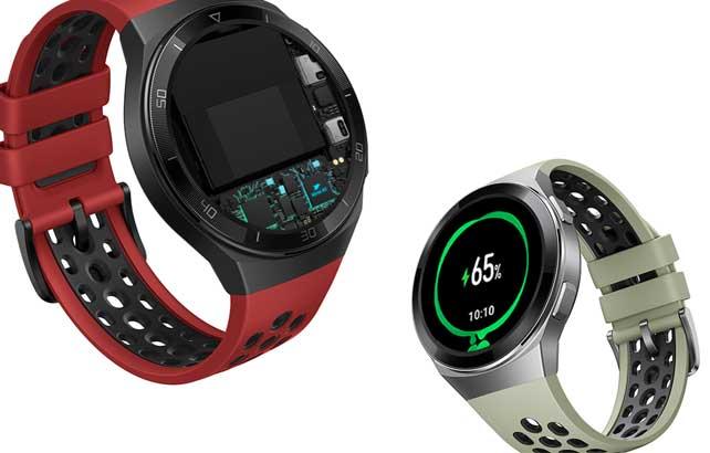 Huawei เปิดตัว Watch GT2e อย่างเป็นทางการ สมาร์ตวอตช์ สไตล์สปอร์ต ราคาสบายกระเป๋า