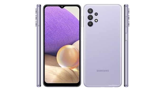 เปิดตัวแล้ว Samsung Galaxy A32 (5G) สมาร์ทโฟน 5G ราคาถูกรุ่นล่าสุดของ Samsung มาพร้อมชิปเซ็ต Dimensity 720 , กล้อง 4 ตัว 48MP และแบตสุดอึด 5000 mAh