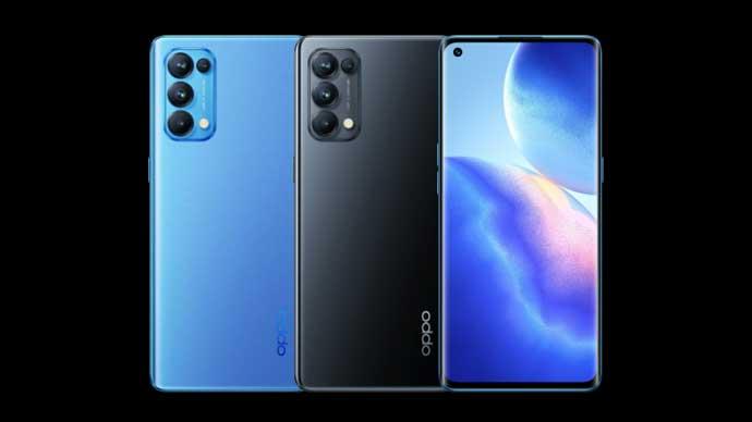 OPPO เปิดตัว OPPO Reno5 Pro (5G) ในประเทศอินเดีย